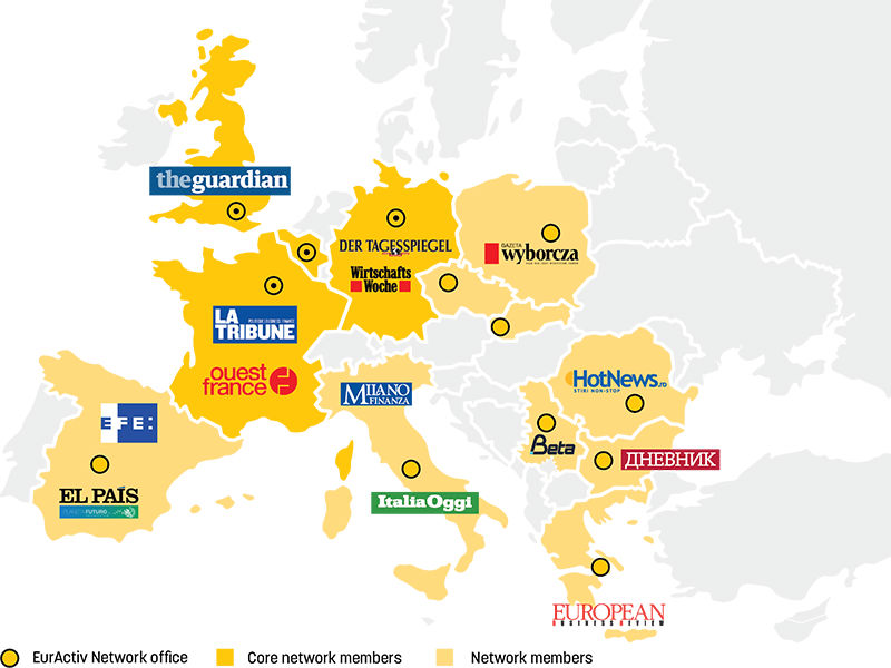 EURACTIV Network and Partners