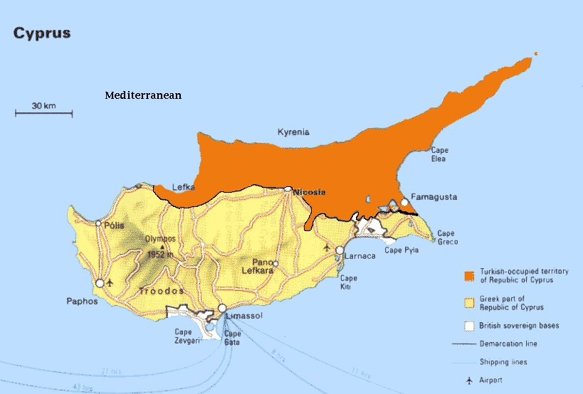 Turkey says it could annex northern cyprus euractiv turkey says it could annex northern cyprus gumiabroncs Image collections