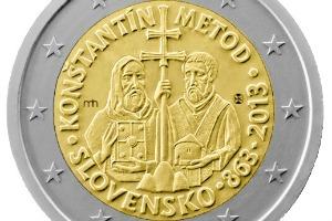 Slovakia removes saints' halos on new euro coin – EURACTIV com