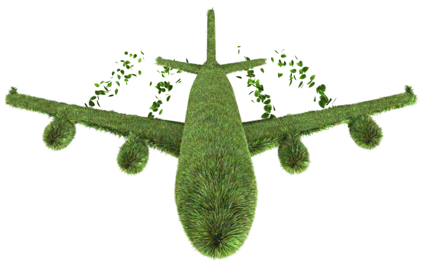 Greening aviation