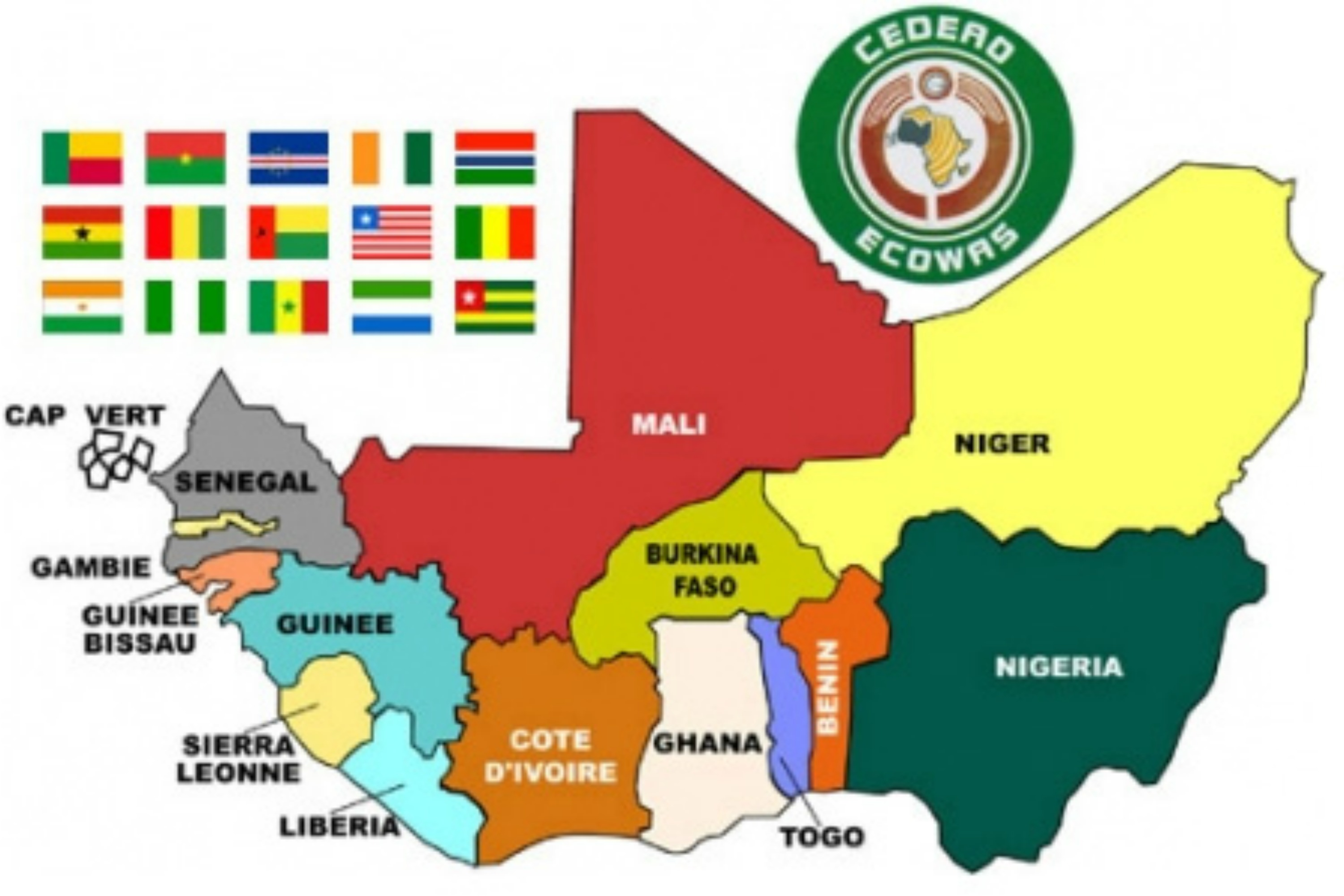 ECOWAS countries