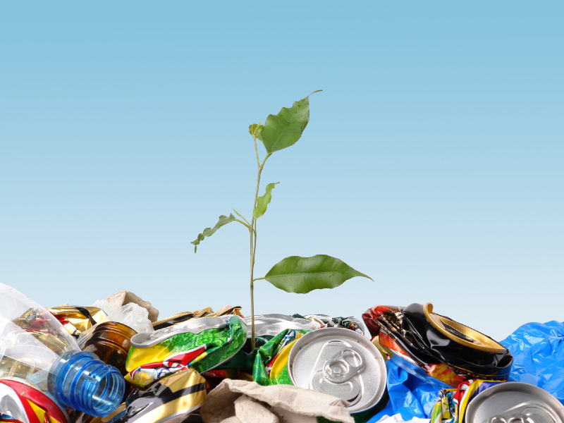 Towards a Resource Efficient Europe