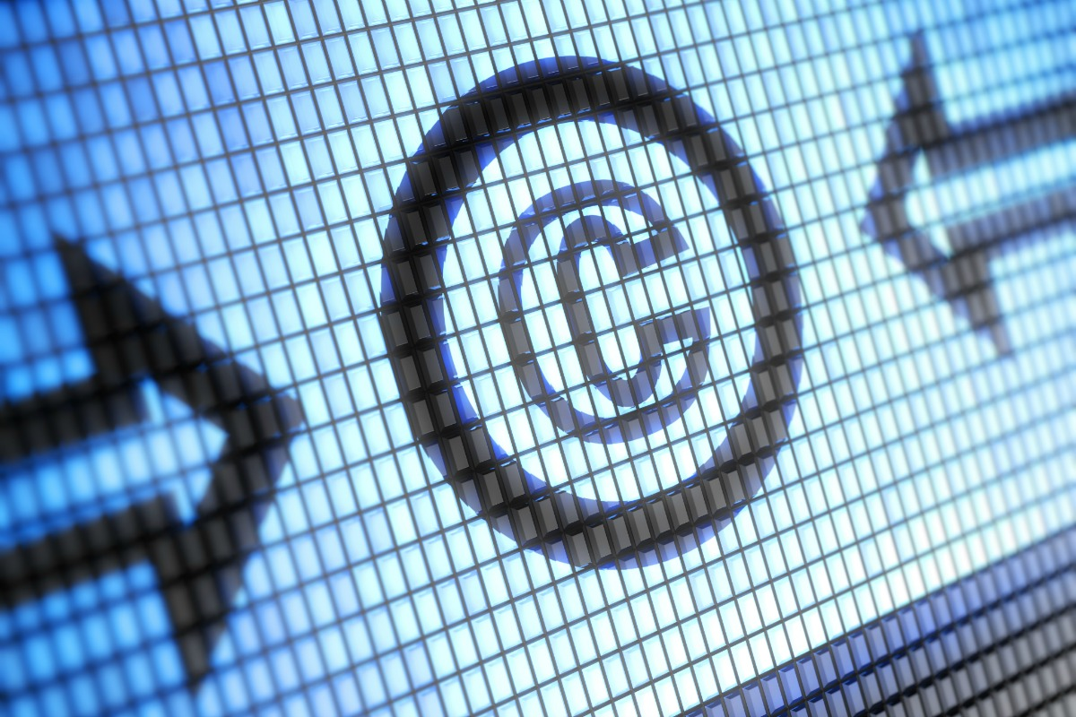 Online copyrights [Shutterstock]