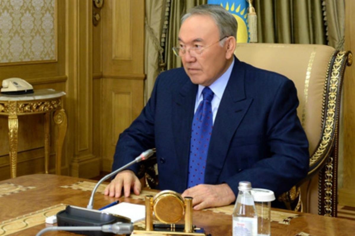 Nursultan Äbishuly Nazarbayev, President of Kazakhstan