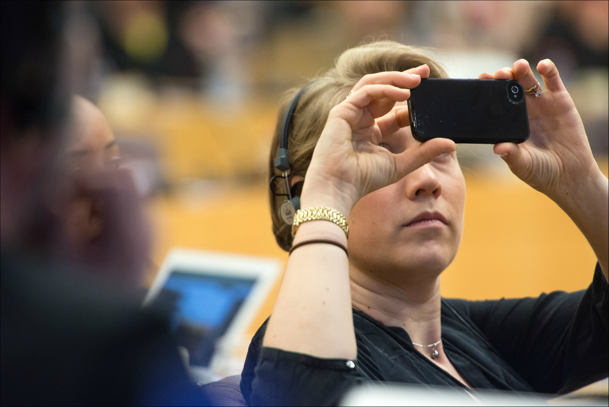 Selfie at the European Parliament [European Parliament]