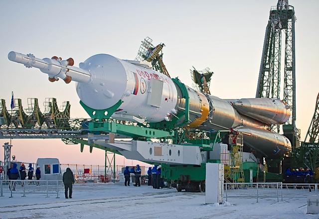 Russian rocket takes Copernicus satellite into space – EURACTIV.com