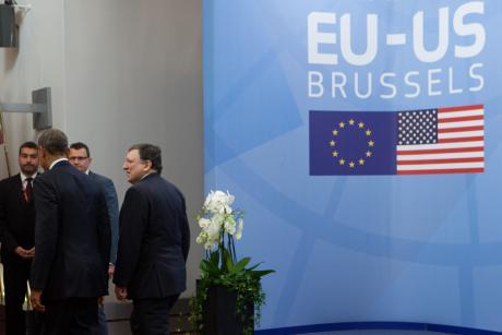 EU-US Summit. Brussels 2013 [EC]