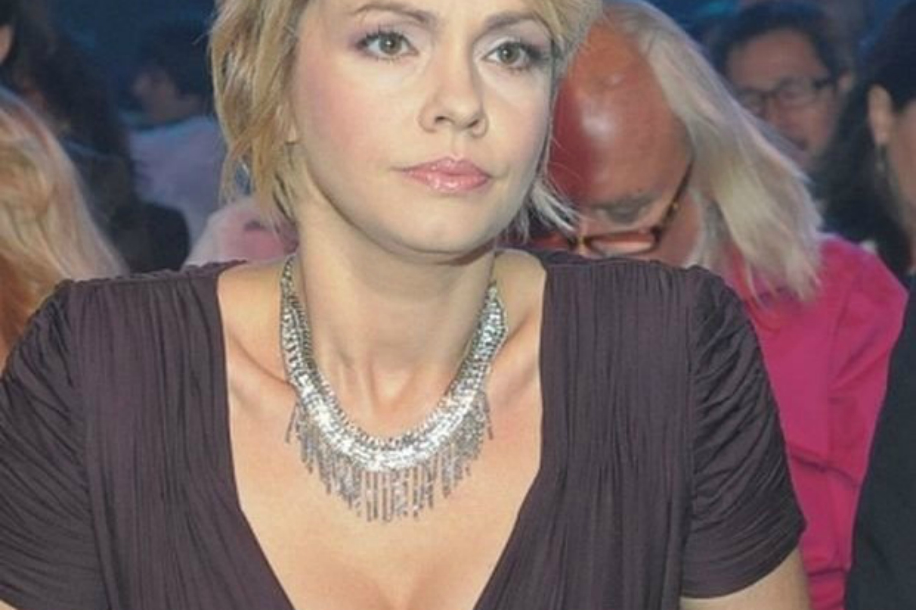 Weronika Marczuk, a Polish-Ukrainian celebrity