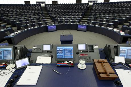 The next for the European Parliament will take place in Germany on 25 May. [EP]