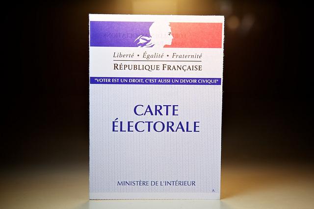 Cart electoral