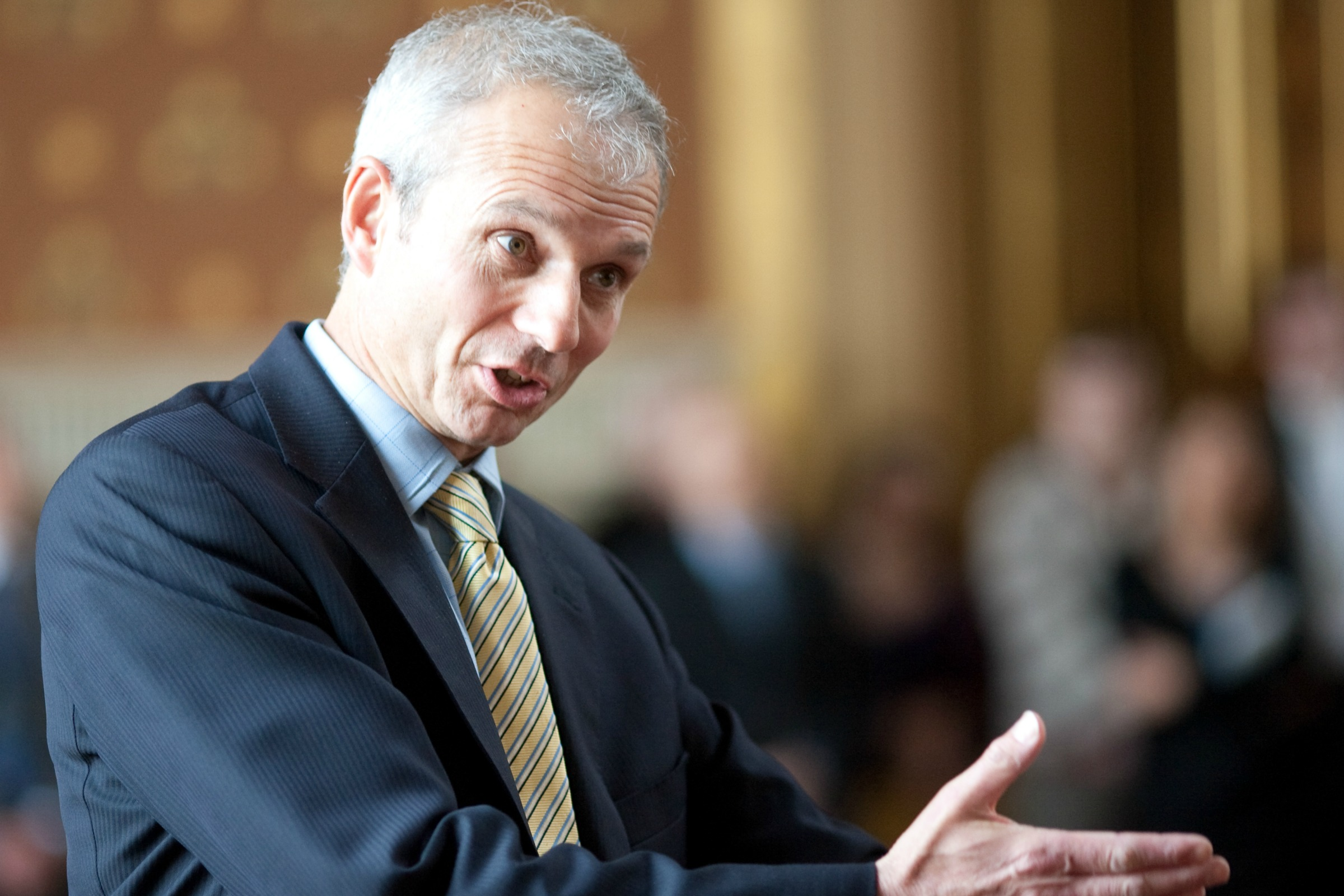 David Lidington, UK minister for Europe [Foreign and Commonwealth Office/Flickr]