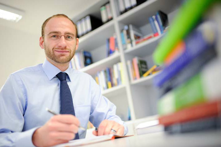 Michael Kaeding is Jean-Monnet Professor at the University of Duisburg-Essen in Germany. [Universität Duisburg-Essen]