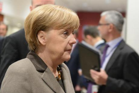 German Chancellor Angela Merkel will play a decisive role in negotiating the European Council's nomination choice for the European Commission presidency. [EC]