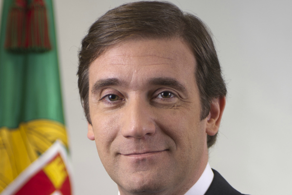 Prime Minister of Portugal Pedro Passos Coelho