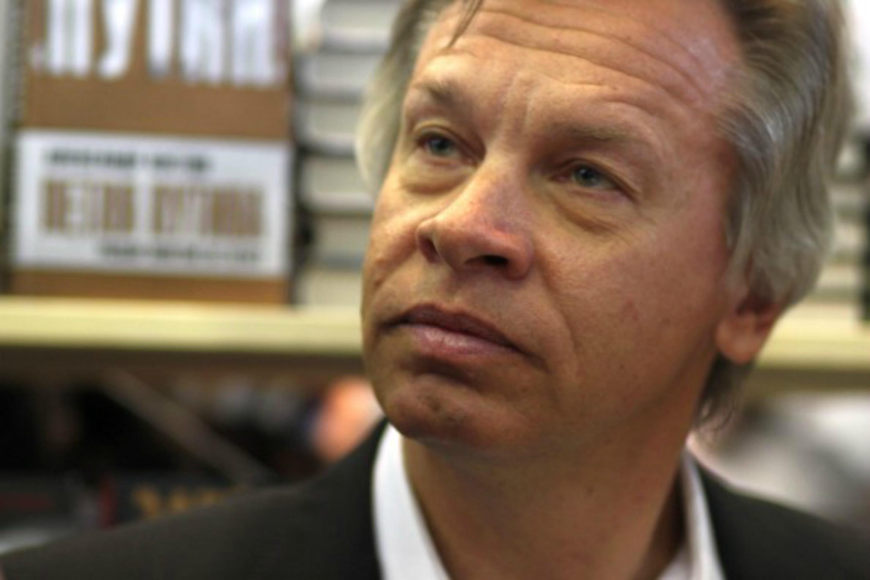 Alexei Pushkov [Wikimedia]
