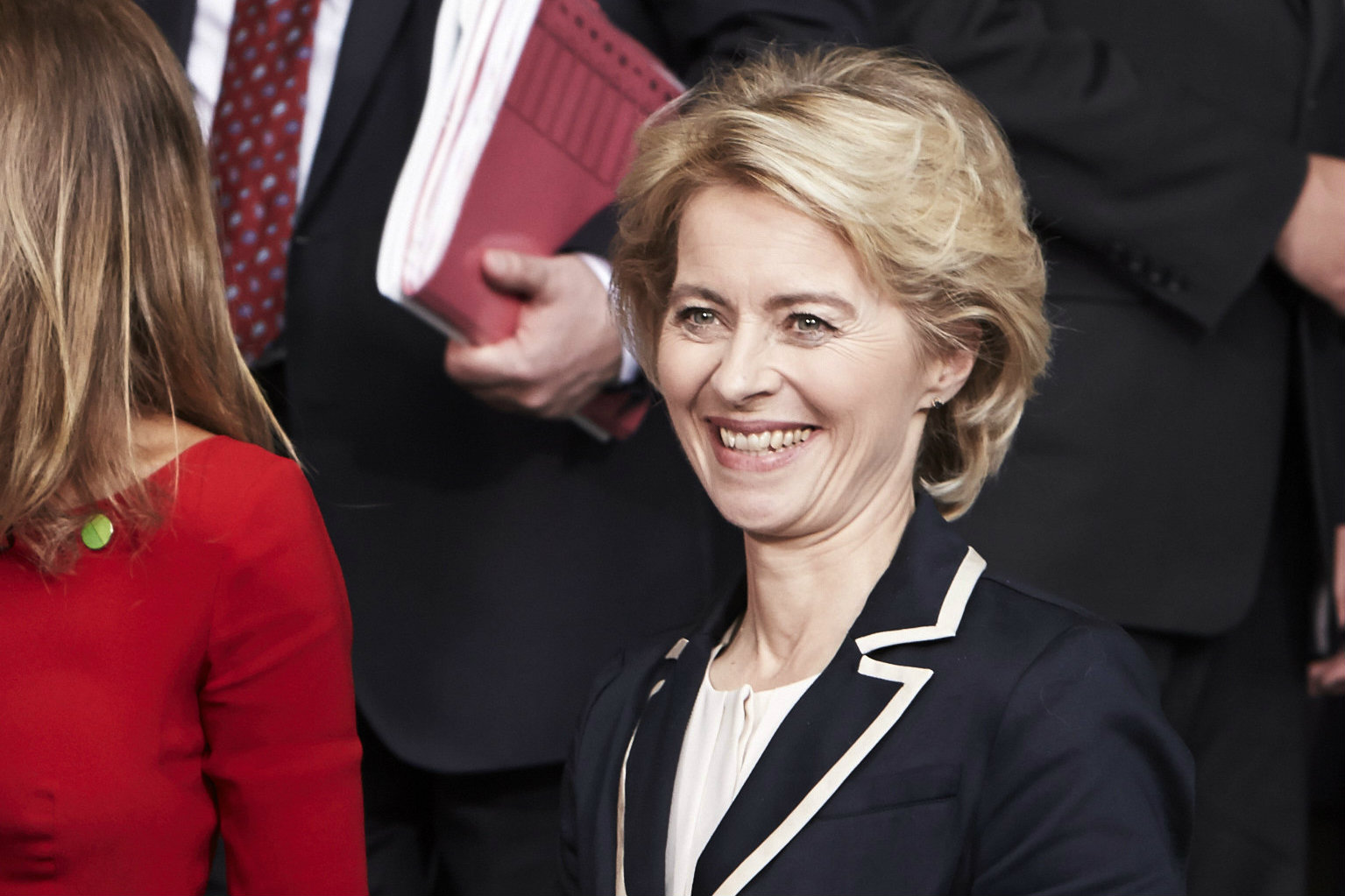 German Defence Minister Ursula von der Leyen is likely to be Juncker's top choice to fill Germany's Commissioner post. [The Council of the European Union]