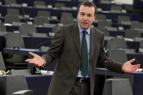 Manfred Weber is the newly elected chairman of the European People's Party (EPP) in the European Parliament. [EP]