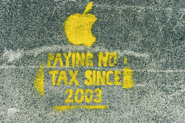 Apple tax evaders
