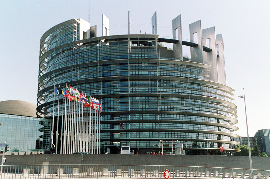 Every year, the European Parliament meets for 12 four-day part-sessions in Strasbourg and six additional two-day part-sessions in Brussels. Strasbourg 2005 [Christopher Cotrell/Flickr]