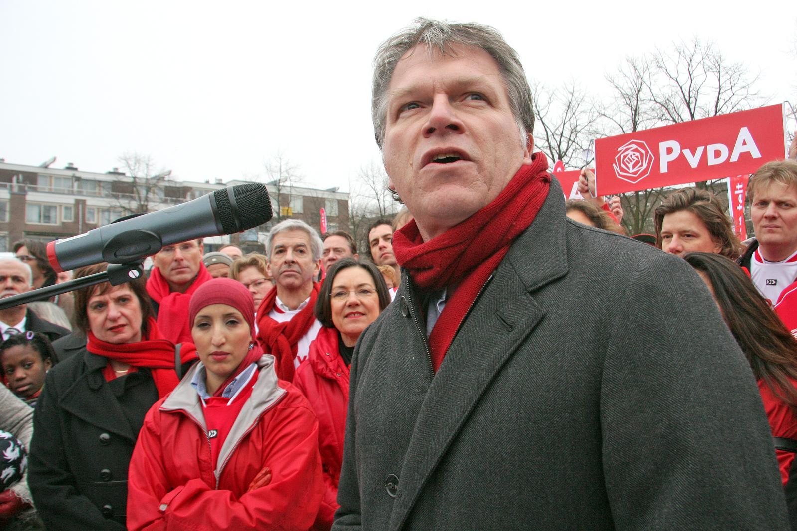 Wouter Bos [Partij van de Arbeid/Flickr]