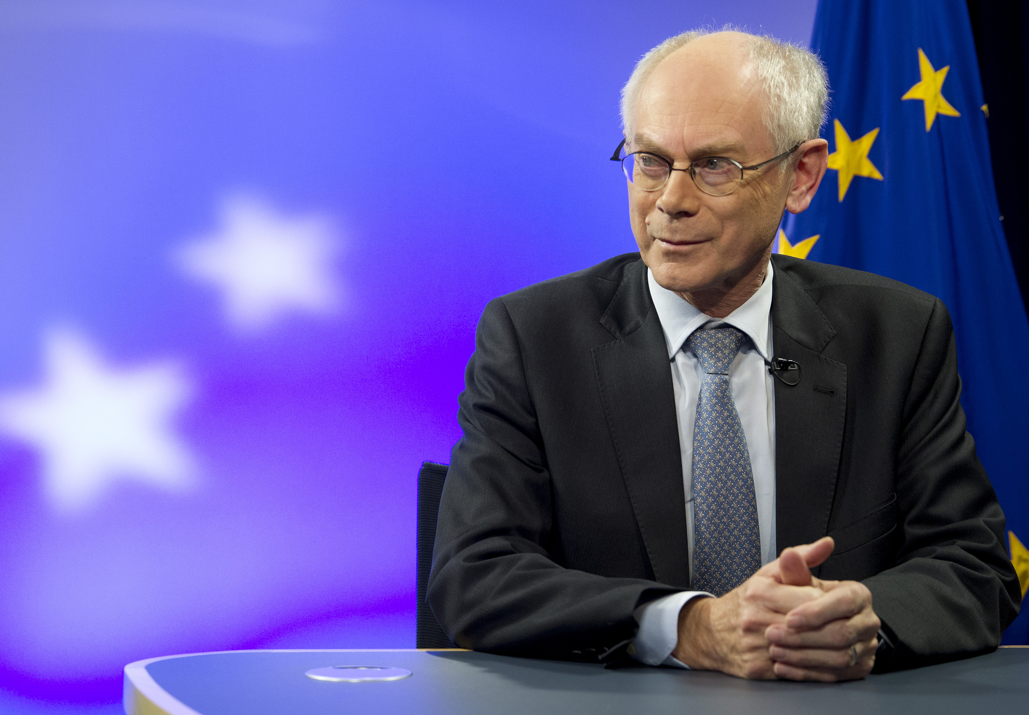 Herman Van Rompuy [President of the European Council/Flickr]