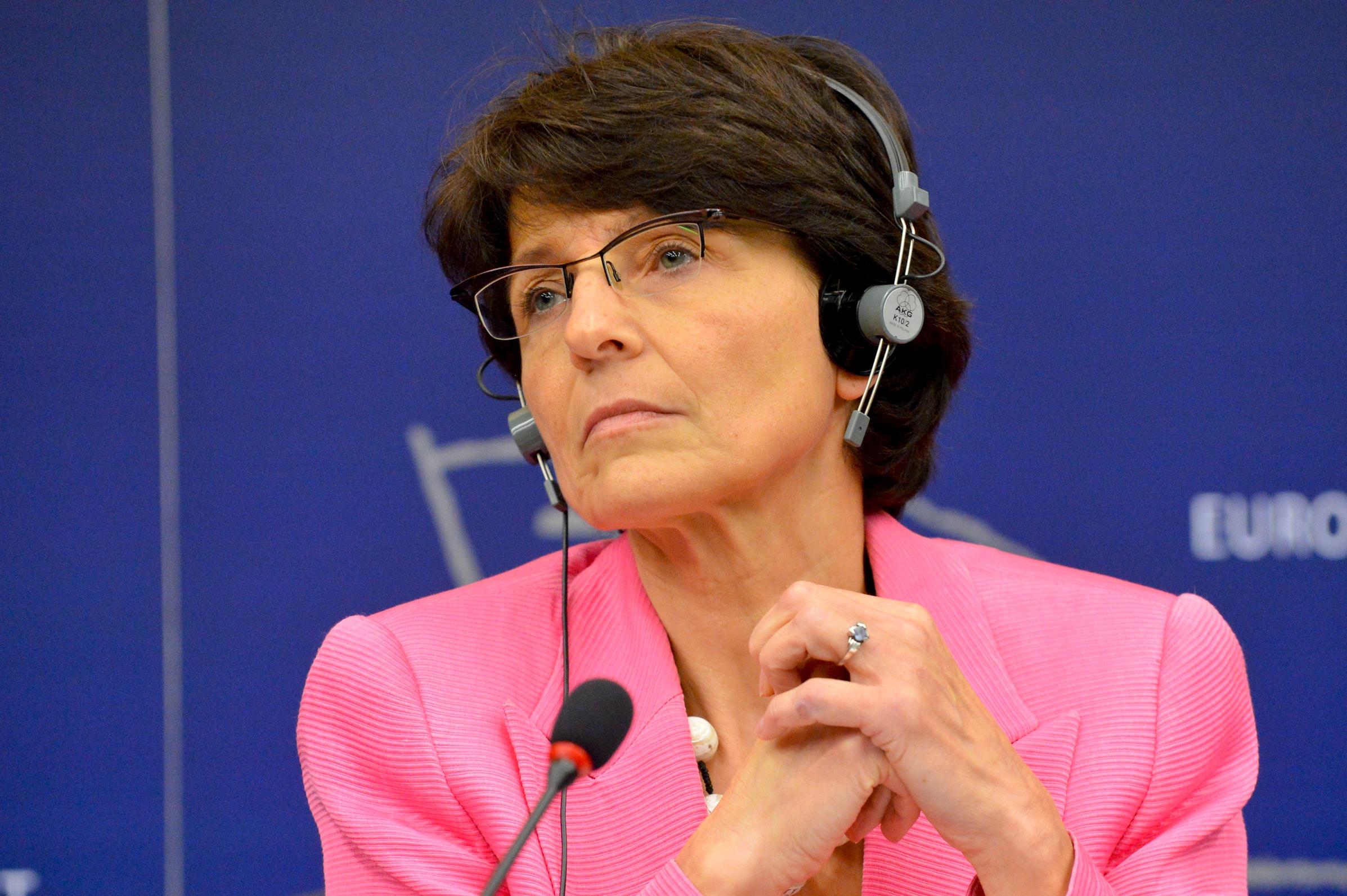 Marianne Thyssen, Belgian Christian-democrat MEP (EPP) [European Parliament]