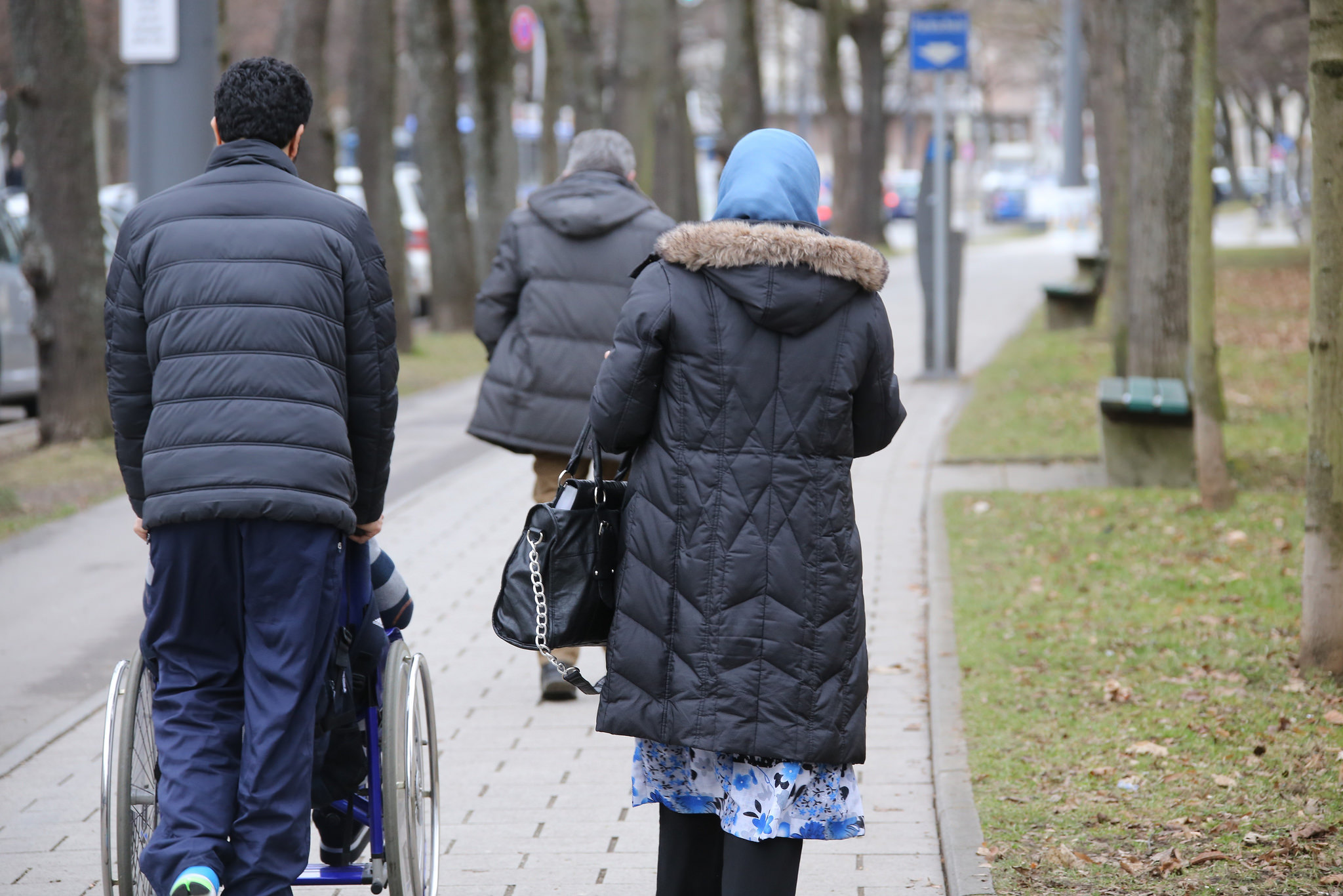 "The Christian Social Union ""may have been mistaken"" about the extra social burden caused by poverty migration, says MEP Birgit Sippel. [blu-news.org/Flickr]"