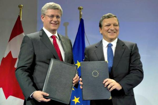EU-Canada trade deal leak 'ridicules' TTIP consultation, campaigners say