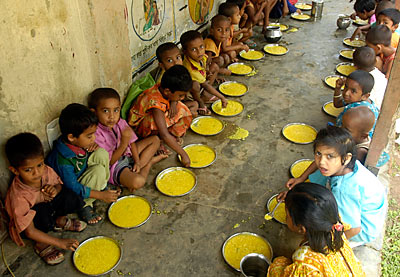 food crisis in india essay