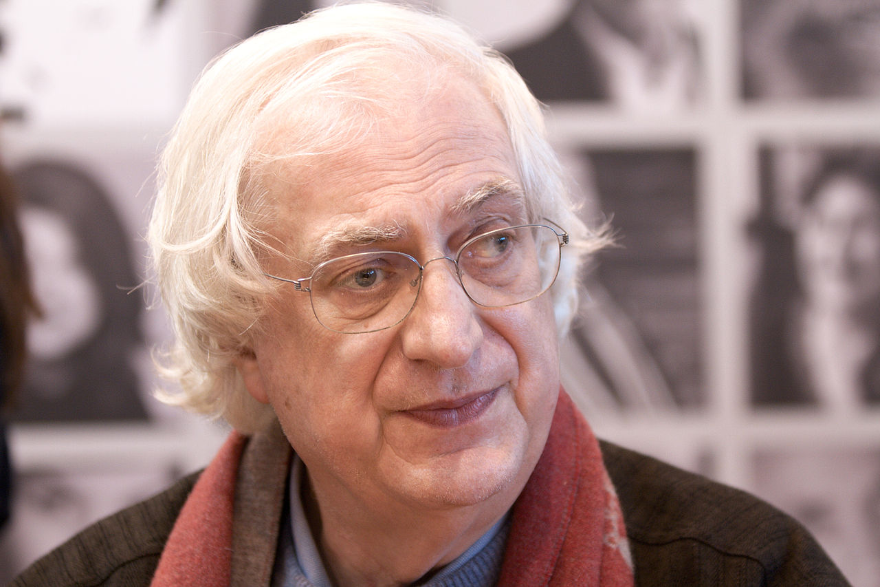 Bertrand Tavernier [Photo : Wikipedia - CC : Georges Seguin].