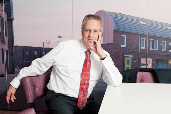 Marc Calon, President of Housing Europe