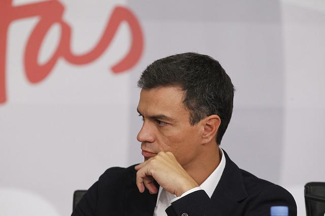 Pedro Sánchez [PSOE]