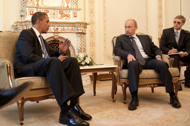 Officials Putin And Obama To Meet Next Week In Australia Euractiv Com
