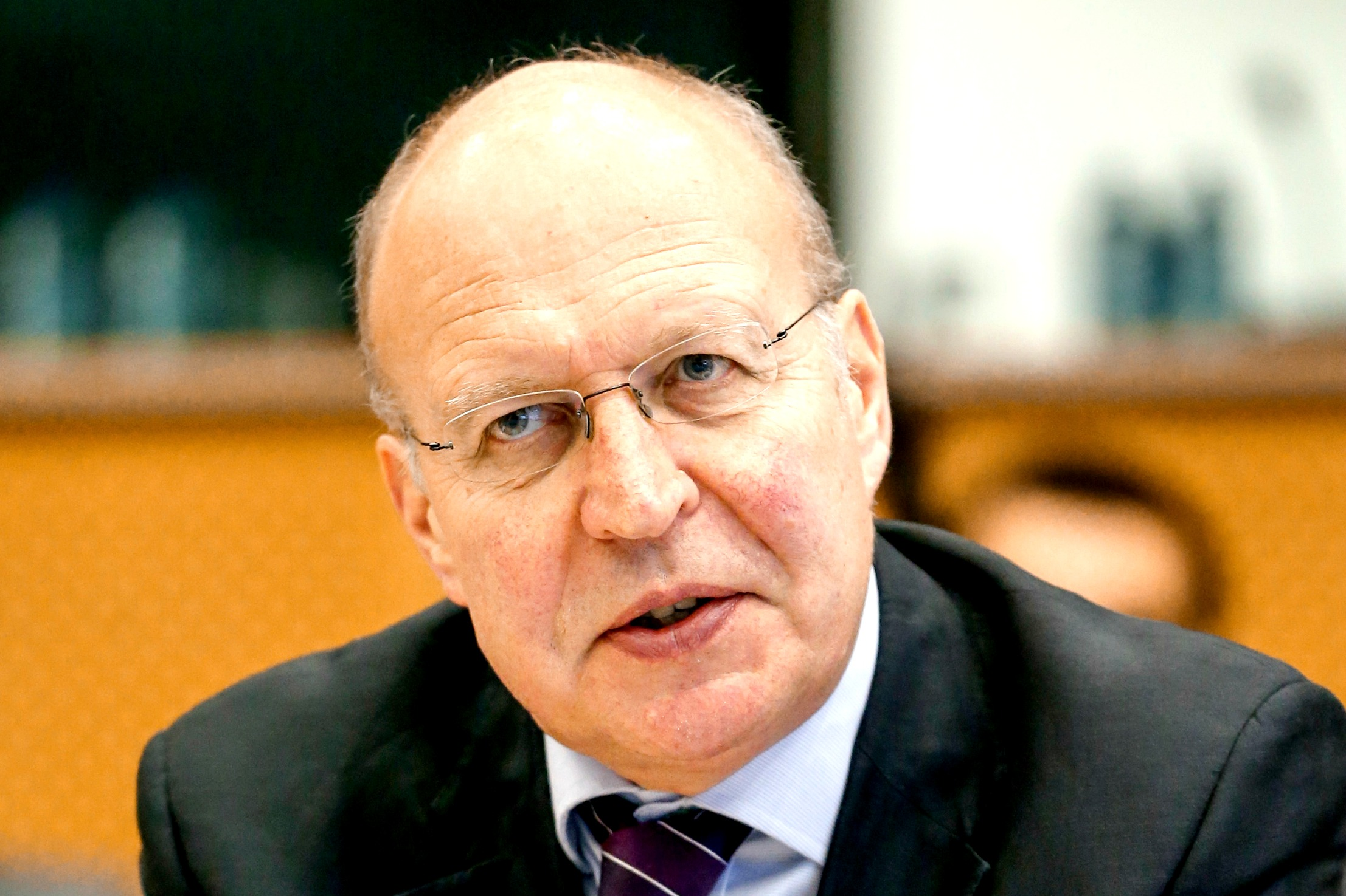 Andrew Duff, former MEP and former president of the Union of European Federalists (UEF) [European Parliament]