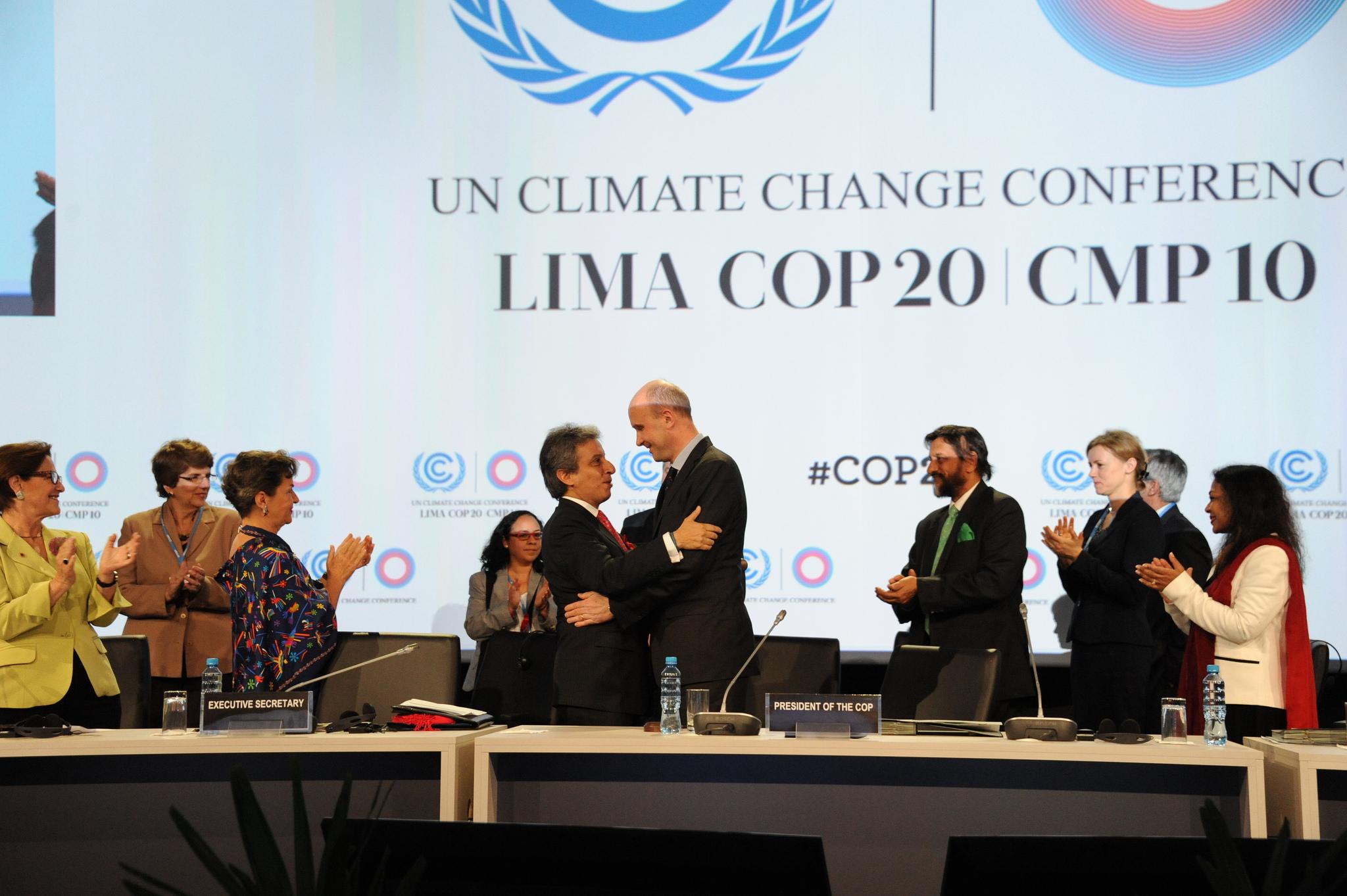 Lima Climate Change Talks Reach Global Warming Agreement Euractiv