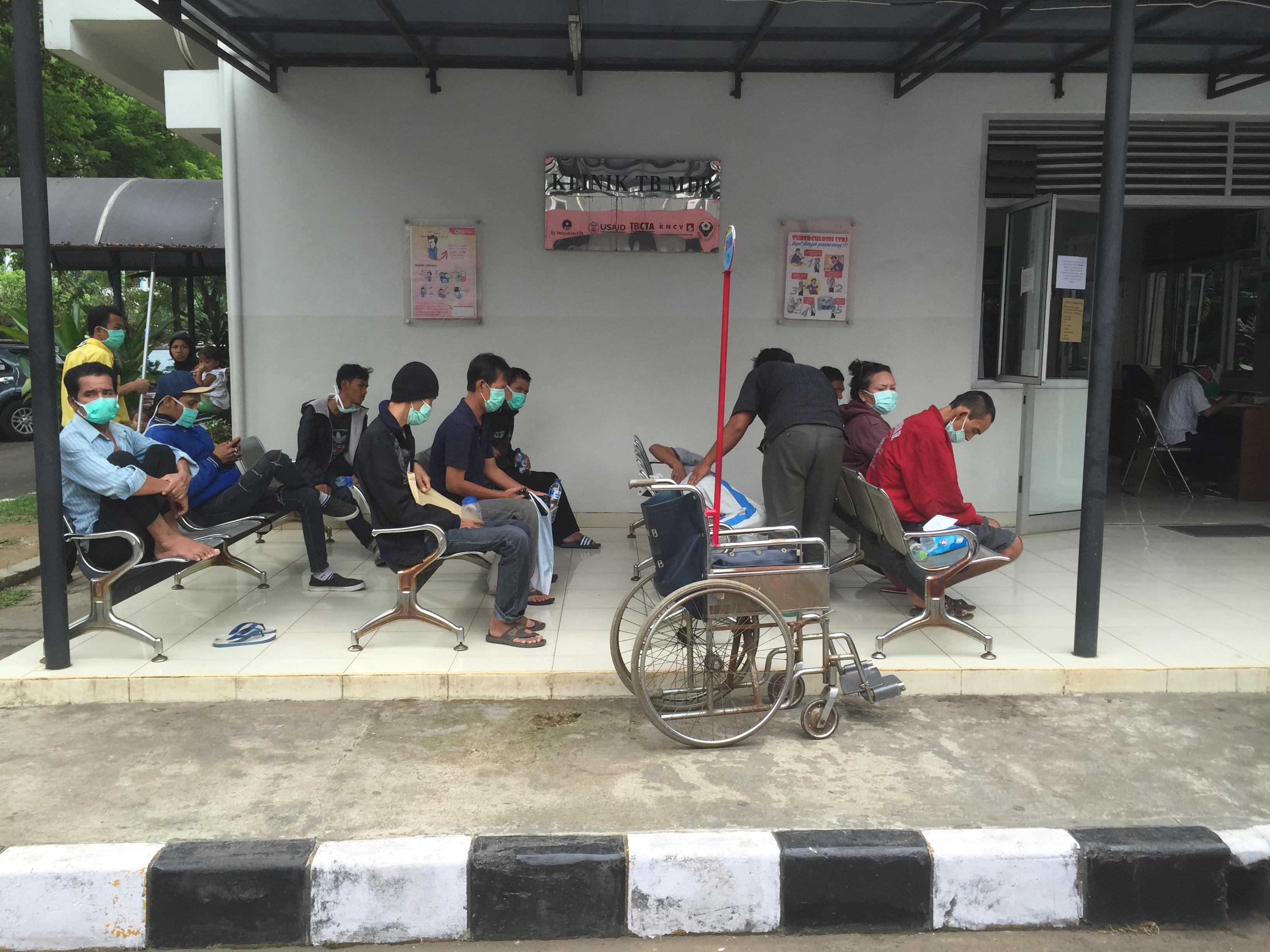 poor people in indonesia