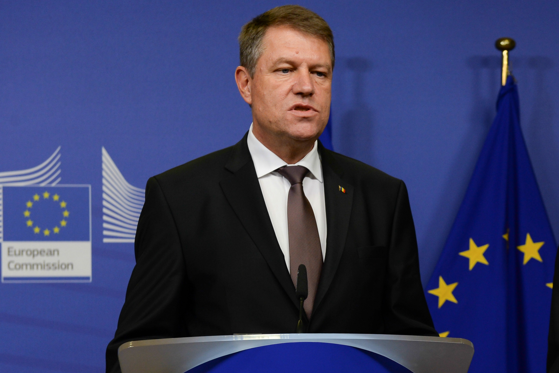 Klaus Iohannis [European Commission]
