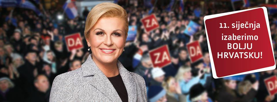 Centre-right candidate wins Croatian presidential election