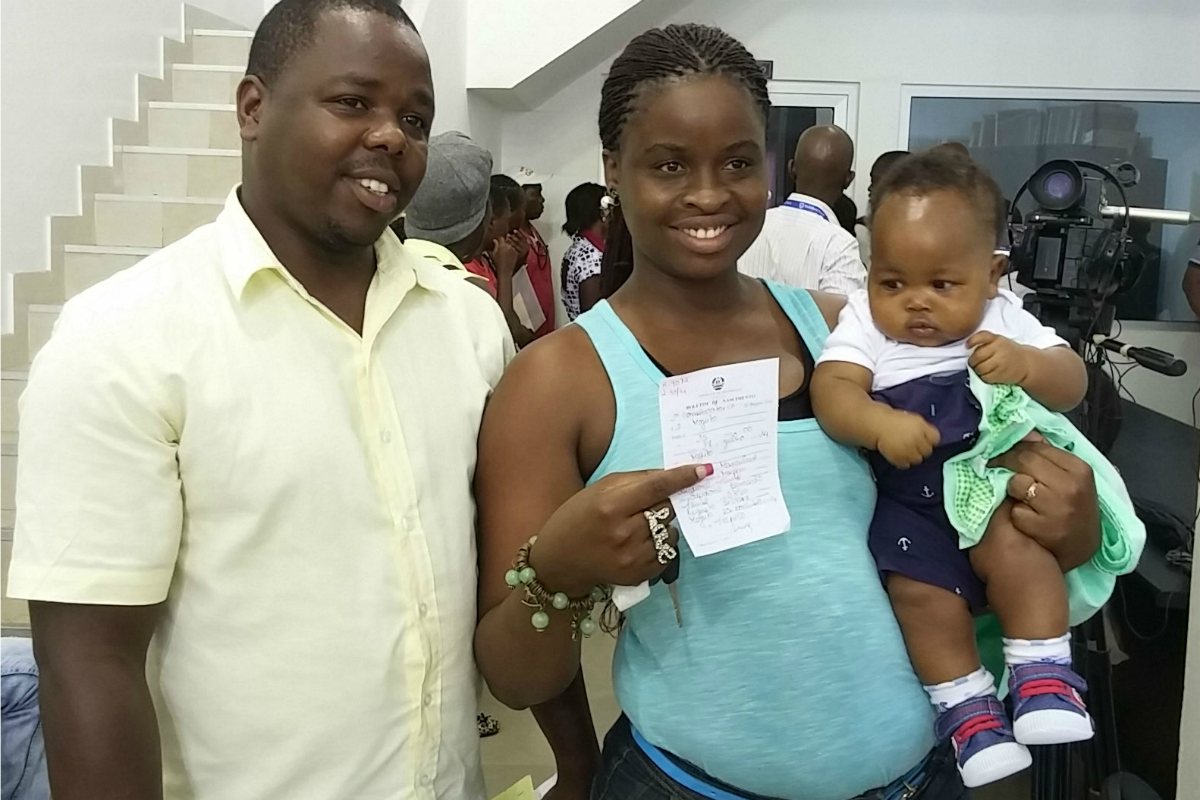 EU-UNICEF civil registration programme in Mozambique