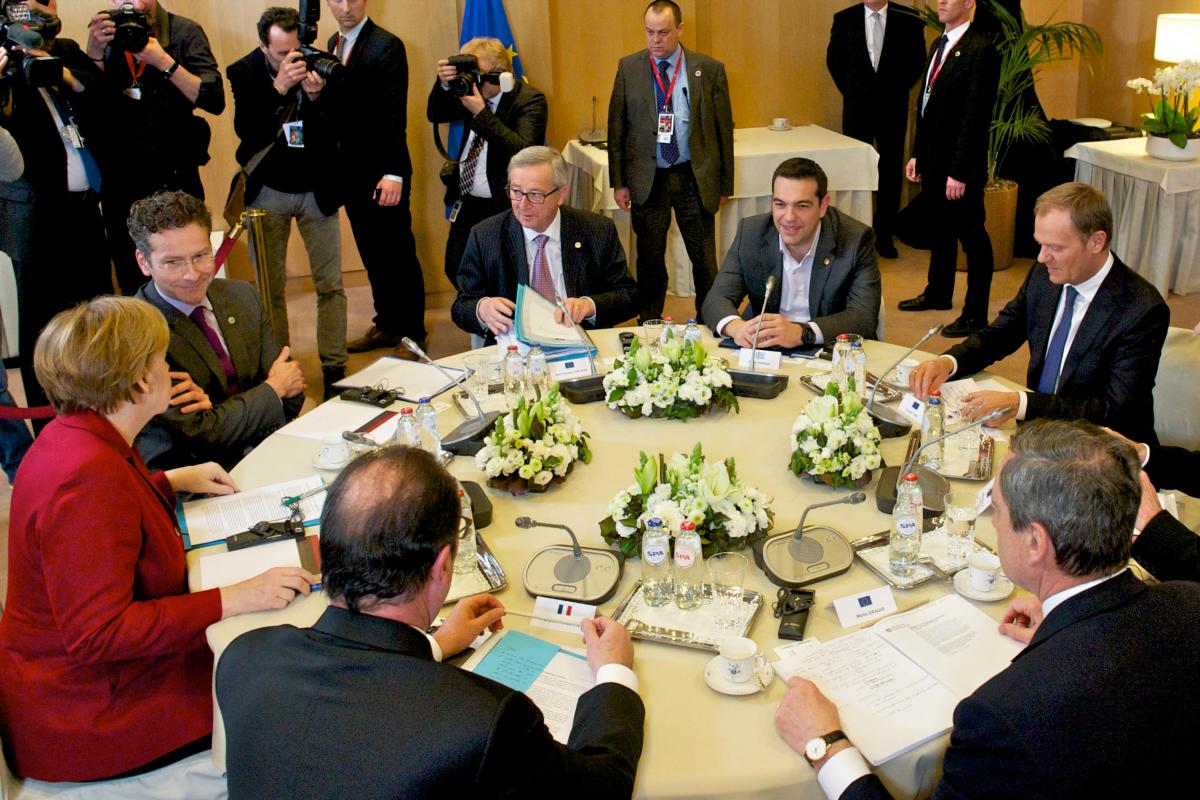 Greece 'mini-summit'