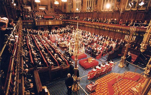 Oberhaus Großbritannien