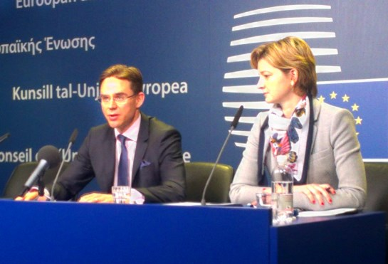 Katainen: Private sector will decide if EU money goes to energy efficiency