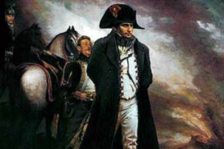 Image Gallery napoleon waterloo