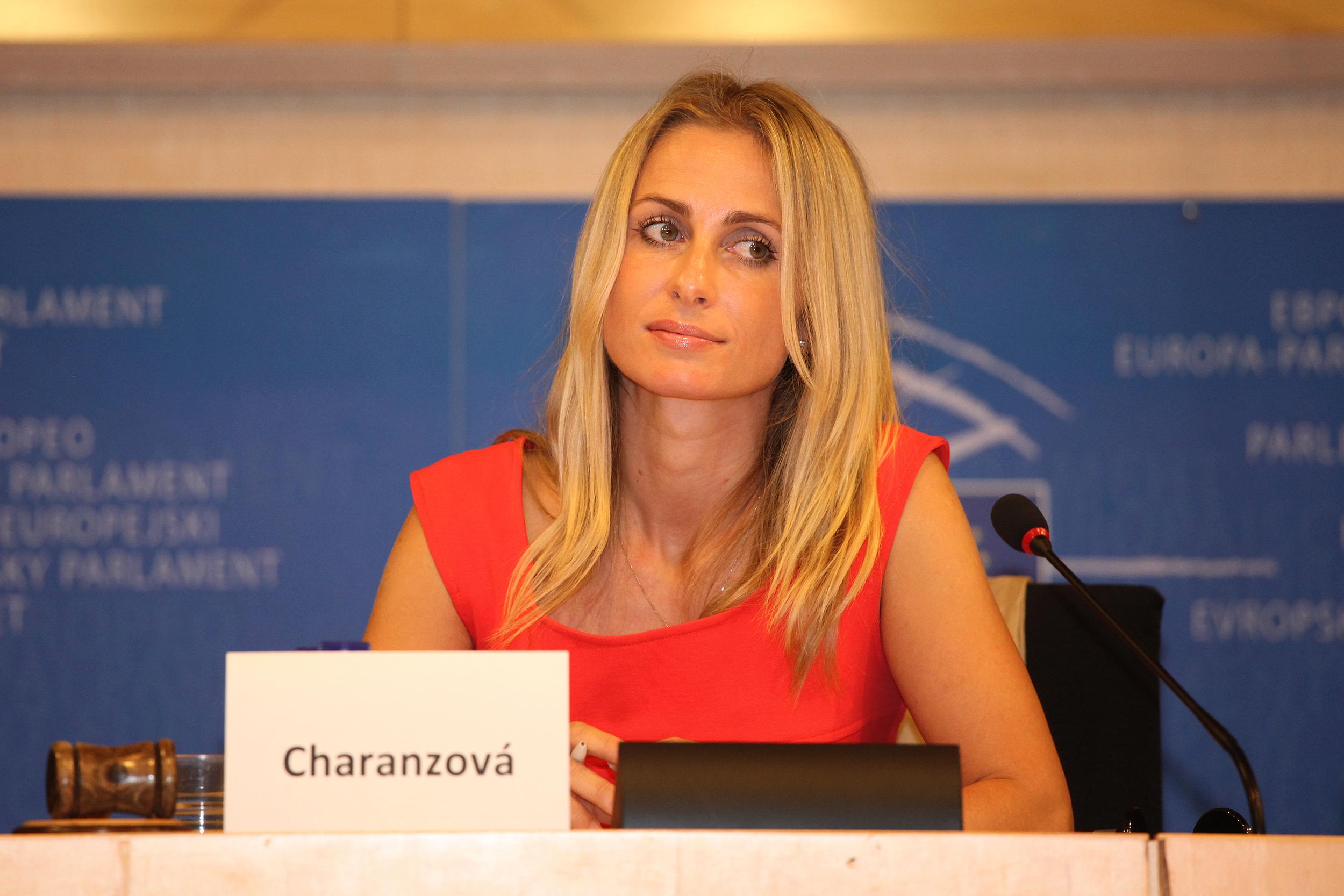 Dita Charanzová - Quelle: www.euractiv.com