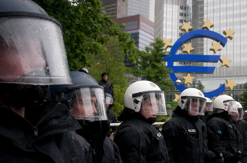 Mark Dawson: The conditions for another rupture of the eurozone are