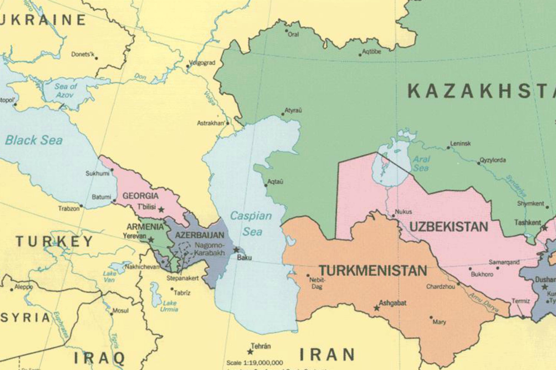 Turkmenistan looks to the West Turkmenistan looks