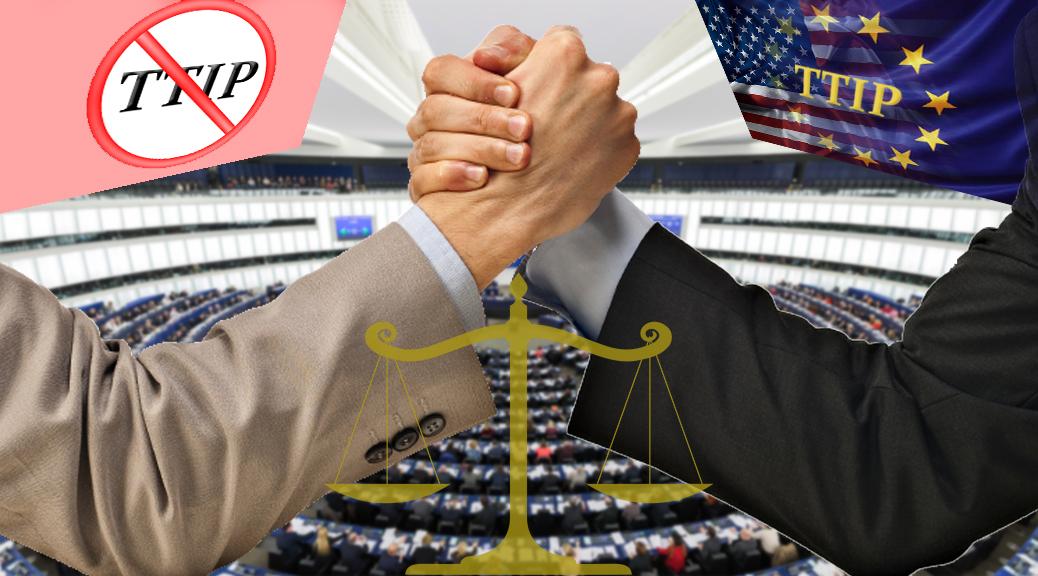 What will EU parliamentarians vote on TTIP?