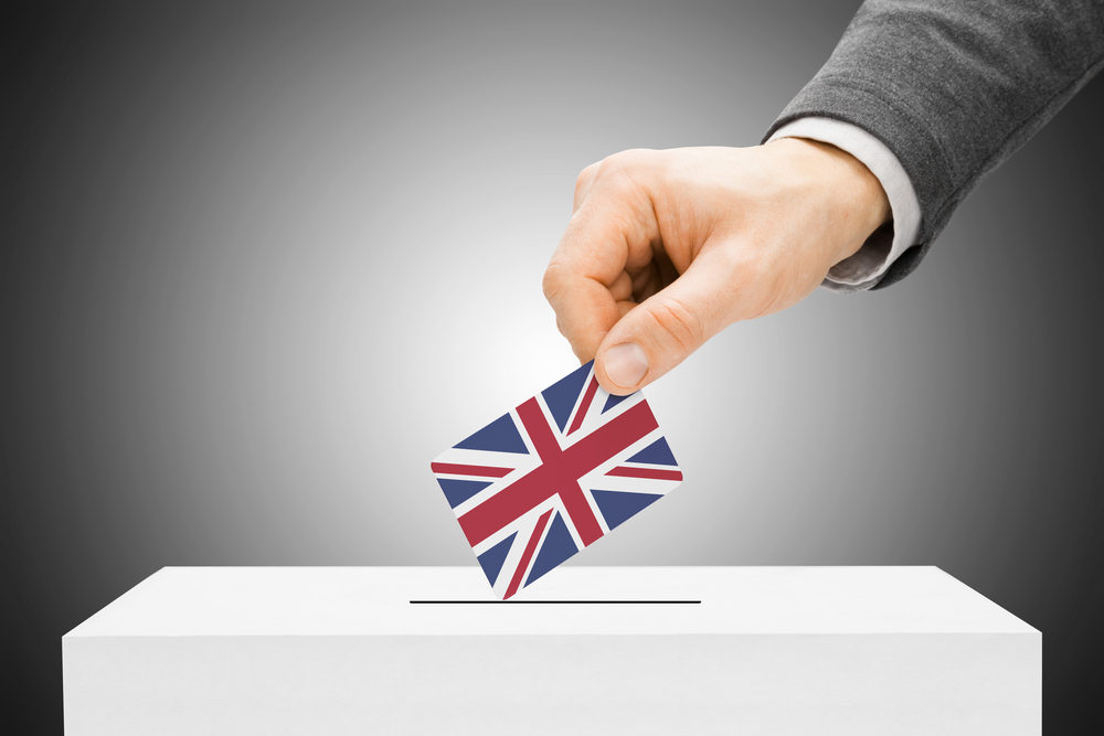 Pemilihan Inggris