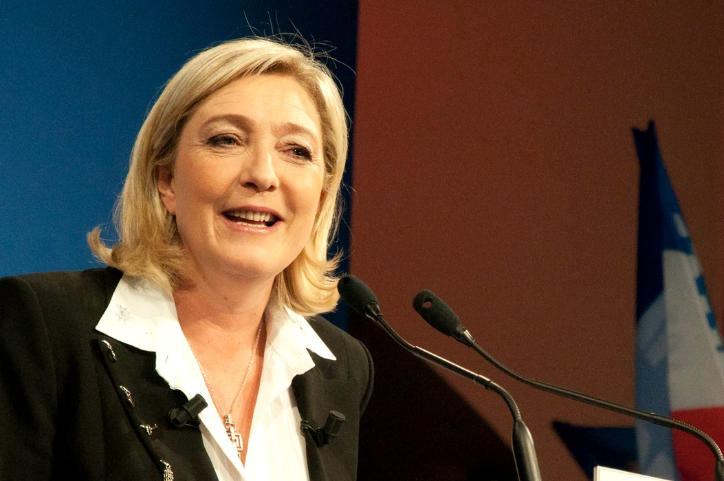 Le Pen's National Front is being shunned by organisers of Sunday's republican march in Paris.