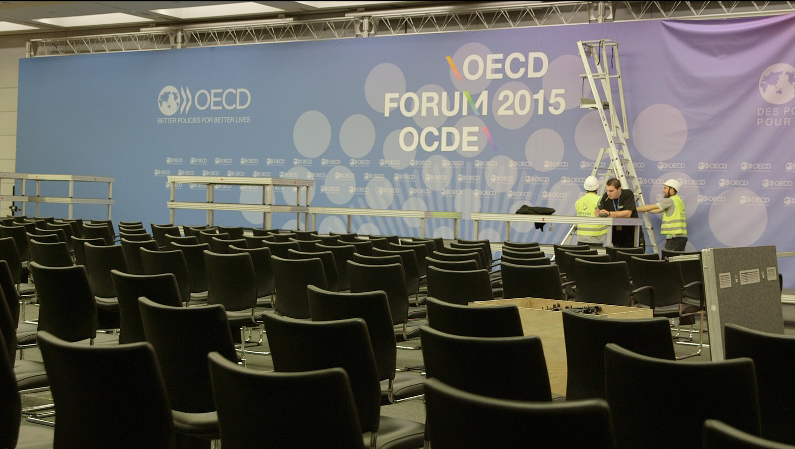 Getting ready for OECD Week 2015